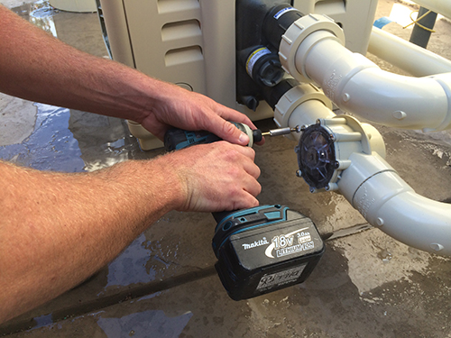 Clearflo Pools can fix all pool equipment.