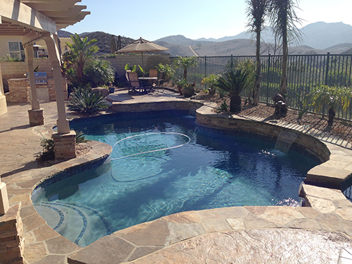 Clearflo pools your swimming pool experts in the conejo for Pool design education